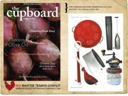 The Camano Coffee Mill featured in The Cupboard Magazine