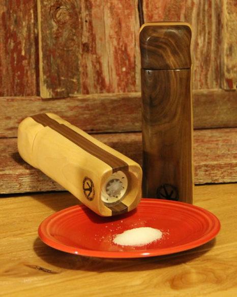 Handmade Salt Grinder