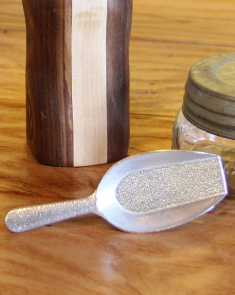 Small Aluminum Scoop