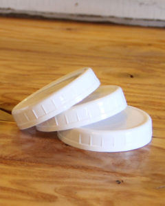 Plastic Storage Caps