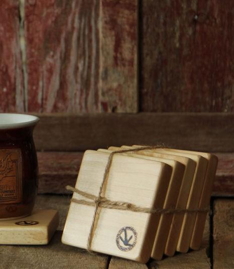 hardwood-drink-coasters