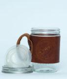 leather-ball-jar-mug-cuppow