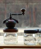 cast iron coffee grinder