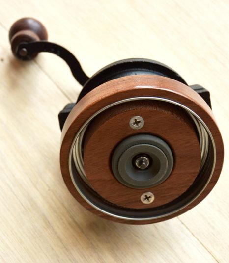 ceramic burr coffee grinder
