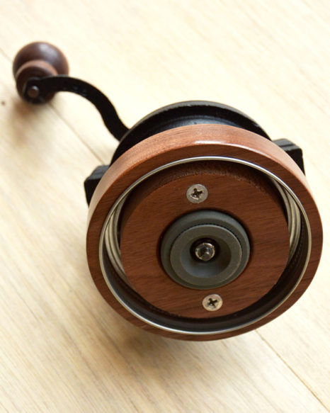 ceramic burr coffee grinder
